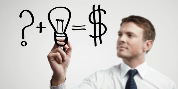 Young Business Man Drawing A Idea For Making Money - Contabilidade em Brasília   Vértice Contadores e Associados S/S Ltda.