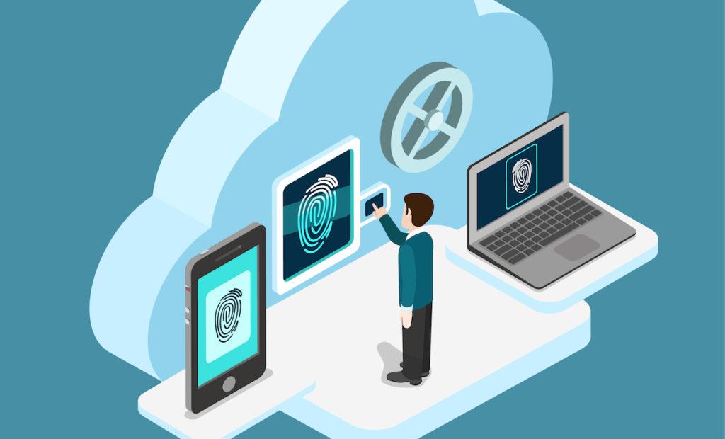 Mobile Security Laptop Fingerprint - Contabilidade em Brasília   Vértice Contadores e Associados S/S Ltda.